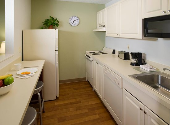 Extended Stay America - Richmond - W. Broad Street - Glenside - North: Fully-Equipped Kitchens