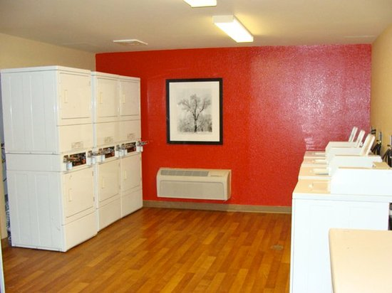Extended Stay America - Princeton - South Brunswick: On-Premise Guest Laundry