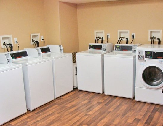 Extended Stay America - Meadowlands - East Rutherford: On-Premise Guest Laundry