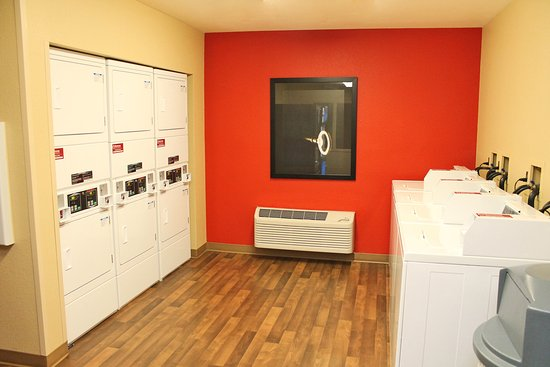 Extended Stay America - Los Angeles - Chino Valley: On-Premise Guest Laundry