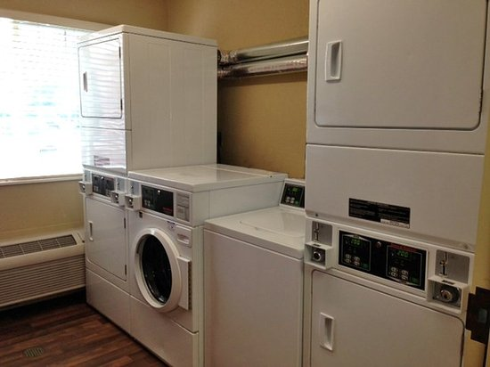 Extended Stay America - Boston - Peabody: On-Premise Guest Laundry