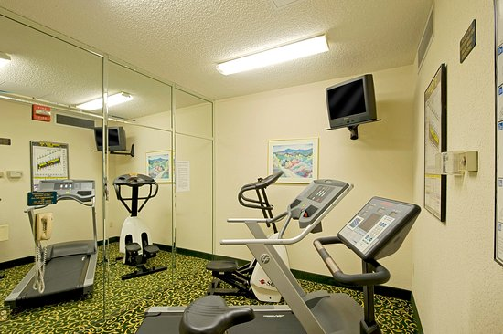 Extended Stay America - Annapolis - Admiral Cochrane Drive: On-Site Fitness Facility