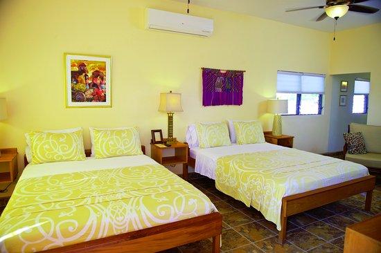 Punta Gorda, Belice: Room #5 on the Second Floor