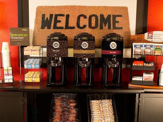 إكستندد ستاي أميركا - فريمونت - نيوآرك: Free Grab-and-Go Breakfast