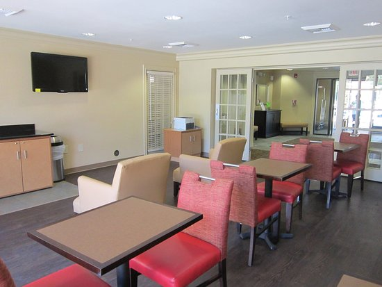 Extended Stay America - Fremont - Newark: Breakfast Room