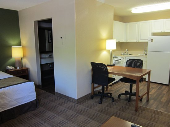 Extended Stay America - Fremont - Newark: Studio Suite - 1 Queen Bed