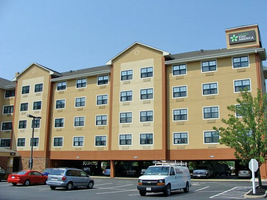 ‪‪Extended Stay America - Meadowlands - Rutherford‬: Extended Stay America‬