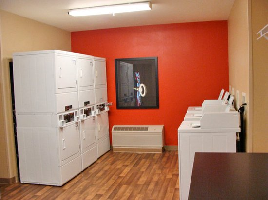 Extended Stay America - Meadowlands - Rutherford: On-Premise Guest Laundry