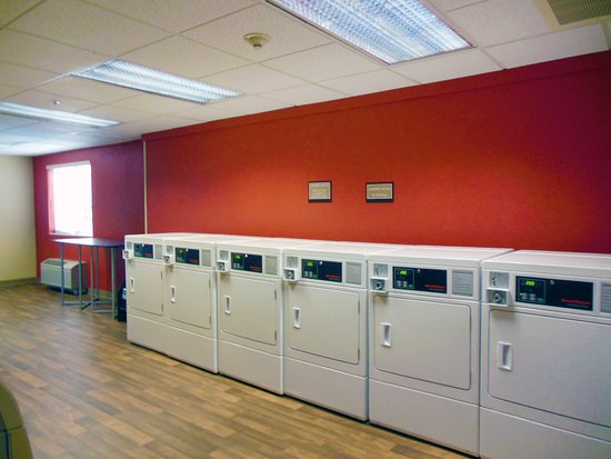 Extended Stay America - Secaucus - New York City Area : On-Premise Guest Laundry