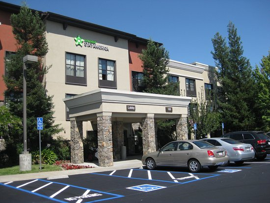 Extended Stay America - Santa Rosa - North: Extended Stay America