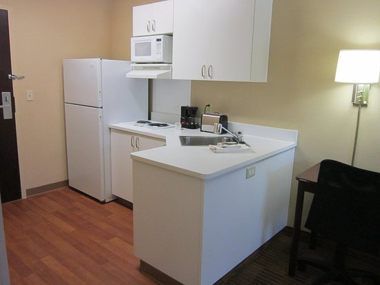 Extended Stay America - San Ramon - Bishop Ranch - East: Fully-Equipped Kitchens