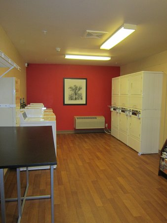 Extended Stay America - San Ramon - Bishop Ranch - East: On-Premise Guest Laundry