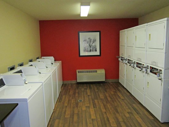 Extended Stay America - Orange County - John Wayne Airport : On-Premise Guest Laundry