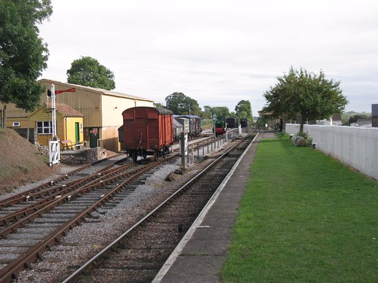 Somerset & Dorset Railway Museum at Washford