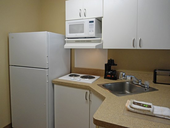 Extended Stay America - Boston - Westborough - Connector Road: Fully-Equipped Kitchens