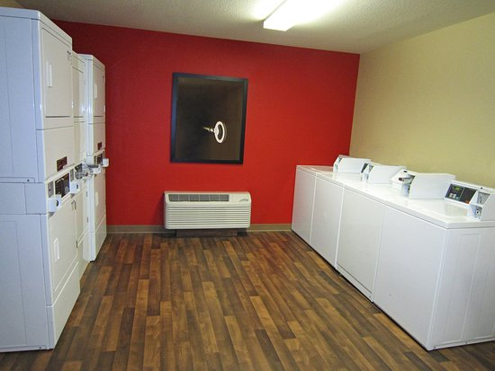 Extended Stay America - Boston - Westborough - Connector Road: On-Premise Guest Laundry