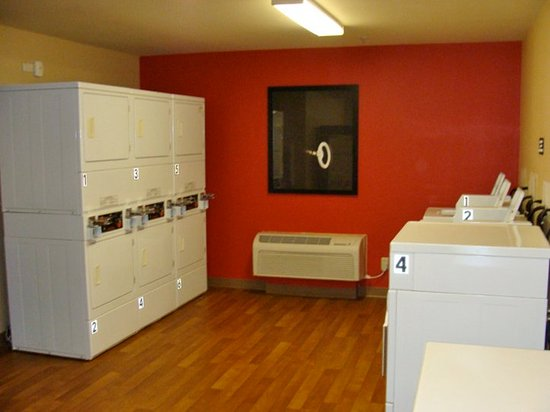 Extended Stay America - Somerset - Franklin: On-Premise Guest Laundry