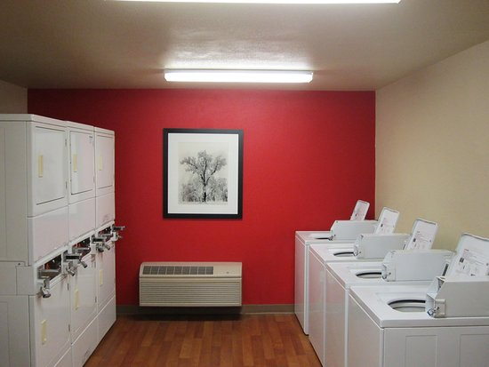 Extended Stay America - Orange County - Katella Ave.: On-Premise Guest Laundry