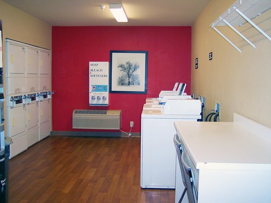 Extended Stay America - Bloomington - Normal: On-Premise Guest Laundry