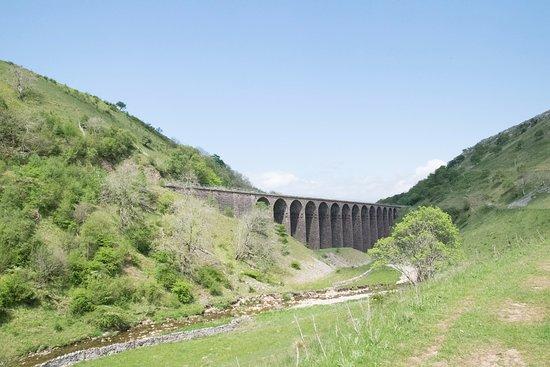 Newbiggin-on-Lune, UK: Smardale Viaduct