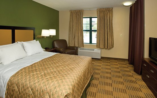Extended Stay America - Secaucus - Meadowlands: Studio Suite - 1 Queen Bed