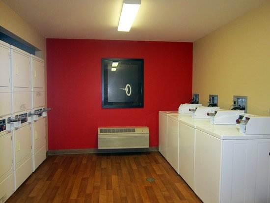 Extended Stay America - Seattle - Mukilteo: On-Premise Guest Laundry