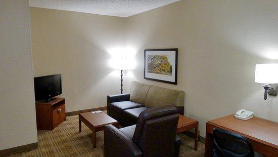 Extended Stay America   Dallas   Frankford Road  2 Bedroom Suite. 2 Bedroom Suite   Picture of Extended Stay America   Dallas