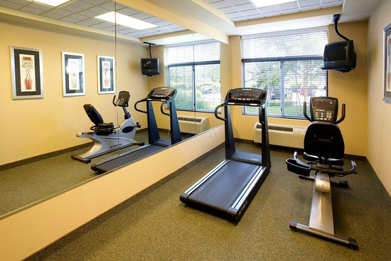Extended Stay America - Chesapeake - Greenbrier Circle : On-Site Fitness Facility