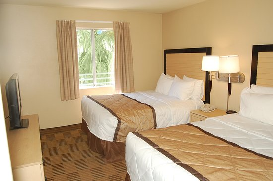 Extended Stay America - Las Vegas - Valley View: Studio Suite - 2 Double Beds