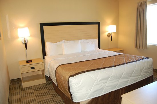 Extended Stay America - Las Vegas - Valley View: 1 Bedroom Suite - 1 King Bed