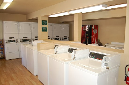Extended Stay America - Las Vegas - Valley View: On-Premise Guest Laundry