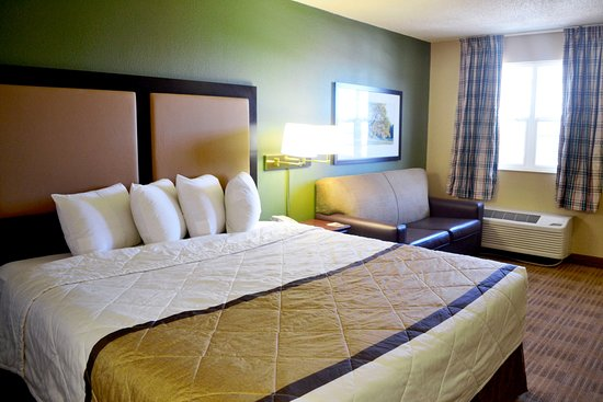 Extended Stay America - Denver - Lakewood South: Studio Suite - 1 King Bed