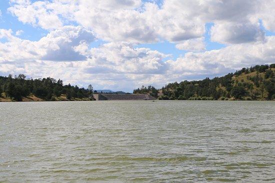 Silver City, NM: Lake Roberts Dam