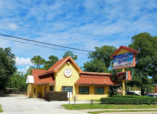 Crabby Ben S Grill And Market Jacksonville Restaurant