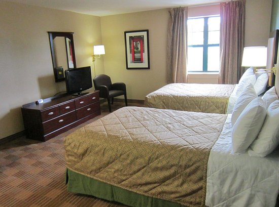 Extended Stay America - Rochester - Henrietta: Studio Suite - 2 Double Beds