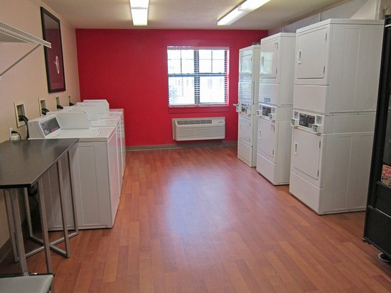 Extended Stay America - Rochester - Henrietta: On-Premise Guest Laundry