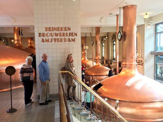 Hotel Luxer: Heineken Experience