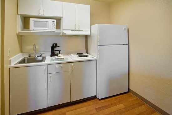 Extended Stay America - Columbus - Airport : Fully-Equipped Kitchens