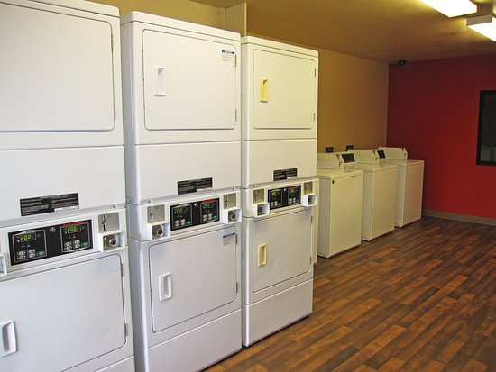 Extended Stay America - Santa Rosa - South : On-Premise Guest Laundry
