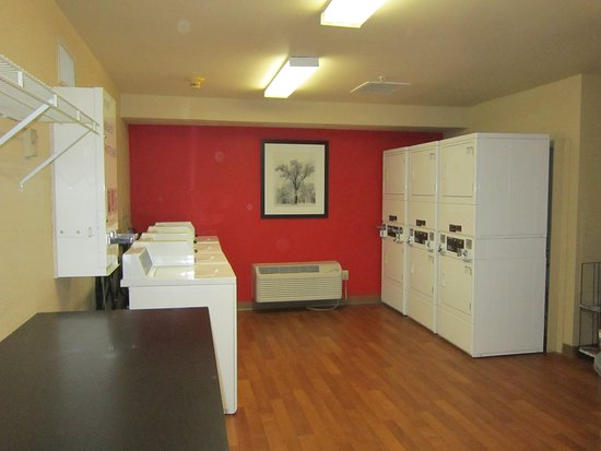 Extended Stay America - Pleasant Hill - Buskirk Ave.: On-Premise Guest Laundry
