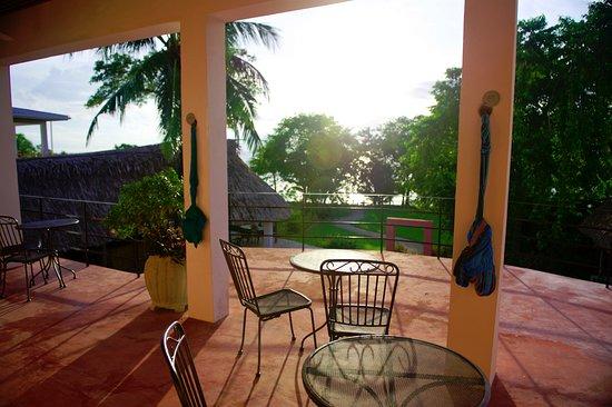 Punta Gorda, Belize: Glorious Morning Sunrise