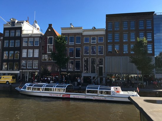 Hotel Luxer: Anne Frank House