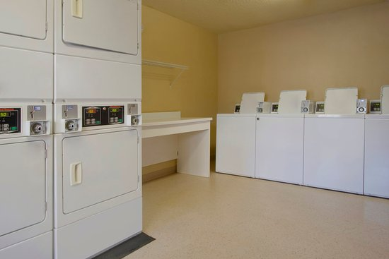 Extended Stay America - Dayton - Fairborn: On-Premise Guest Laundry