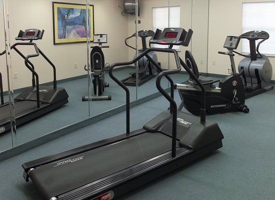 Extended Stay America - Greenville - Haywood Mall: On-Site Fitness Facility