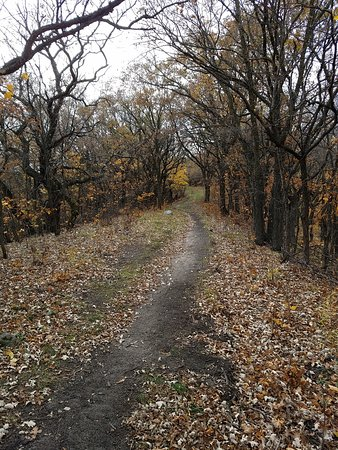 Sisseton, Dakota del Sur: Trails for hiking, riding bike or horse