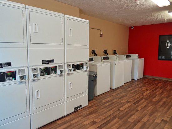 Extended Stay America - Raleigh - RDU Airport: On-Premise Guest Laundry