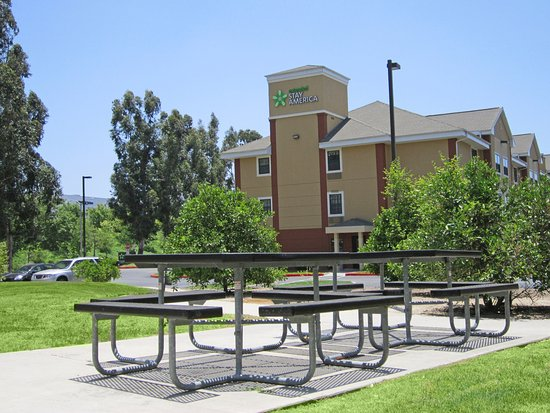 Extended Stay America - Orange County - Lake Forest: Picnic Area