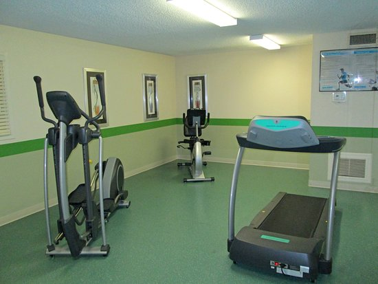 Extended Stay America - Dallas - Market Center: On-Site Fitness Facility