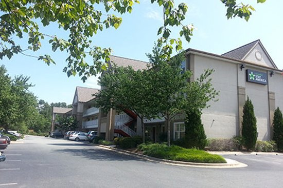 Extended Stay America - Durham - University: Extended Stay America