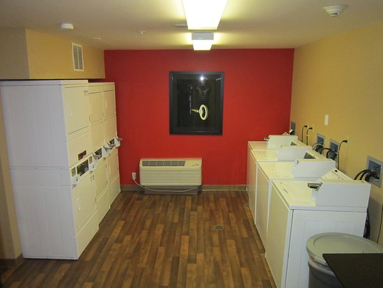 Extended Stay America - Orlando - Convention Center - Sports Complex: On-Premise Guest Laundry